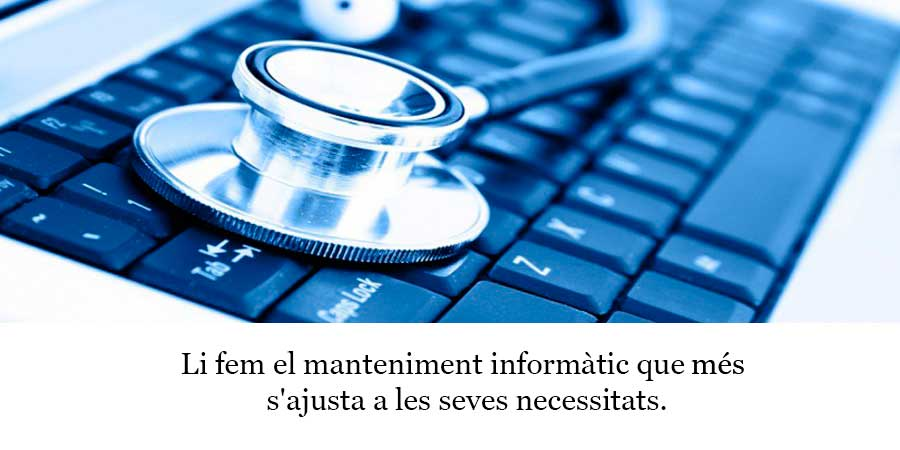 Manteniment Informatic